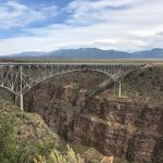 Rio Grande Gorge Bridge Foto