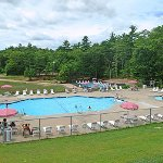 Cape Cod Campresort Pools & Jacuzzi