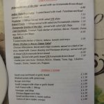 Claudio's menu 3