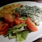 Taste Fusion, Chicken in Creamy Spinach sauce
