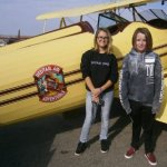 Redtail Air Adventures with teens