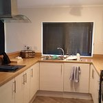 Good quality kitchen.