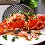 Authentic Lobster Dish