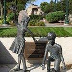 Children's sculpture