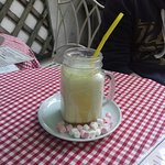 fab milkshake