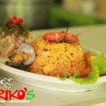 Nuestro Delicioso Combinado a lo Marino