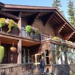 Emerald Lake Lodge breakfast option