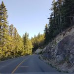Photo de Tunnel Mountain Drive