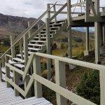 Sunshine Meadows viewing platform
