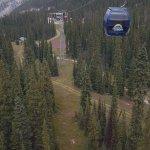 Sunshine Meadows gondola ride