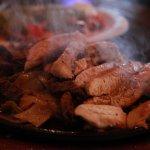 Chicken and Beef Fajitas