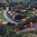 The Sunken Garden is a must see!