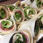 Conference Lunch - Wraps, Baguettes, Sandwiches