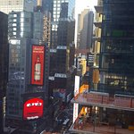 View Of Beautiful Times Square