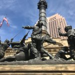 Photo of Soldiers' and Sailors' Monument