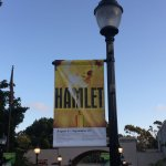 Hamlet at the Old Globe