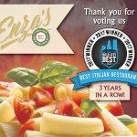 Jacksonville BEST Italian Restaurant