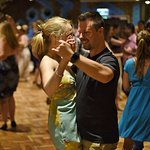 Eli King - our wonderful Salsa teacher - free lessons every single week.