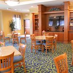 Holiday Inn Express San Diego Rancho Bernardo Hotel Breakfast Area