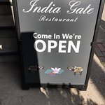 Photo de India Gate Restaurant