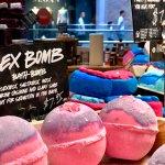 Cool Bath Bombs