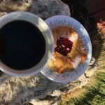 Coffee and Danish!