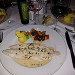 The delicious Dover Sole, was swimming in the channel yesterday!