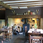 pub dinning area