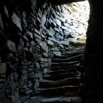 Inside the Broch