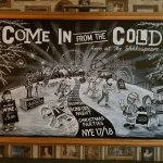 Autumn / Winter Chalkboard