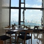 The Harbour Cafe on the 3rd floor