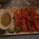 """saumon """"Gravad Lax"""""""