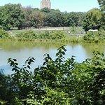 Vista desde el castillo de Belvedere