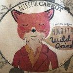 Bild från Blissful Carrot