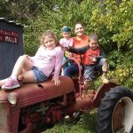 Come take a pic on our tractor