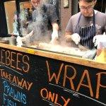 Best street food we've ever tasted.