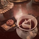 "Tea time... tea room... ""Salotto Negroni"""