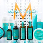 Complete `set of `moroccan Oil products