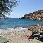 Small Triopetra Beach
