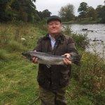 Another fresh run salmon