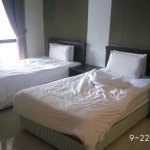 Foto de Swiss-Court Holiday Apartments Damai Laut
