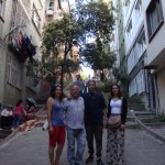 Exploring the streets of Istanbul