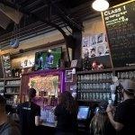 The Busy Bar