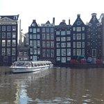 Foto de Amsterdam Canal Cruises