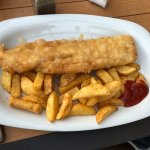 Cod and Chips (very crispy)