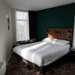 """This is the """"Superior Double"""" room at front of hotel (room #44)"""