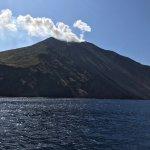 Photo of Stromboli Volcano