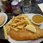 Bakewell Fish Fish And Chipsの写真