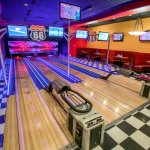 Mini Bowling is only $1.00 per game!