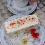 Vanilla Fresh Cream Slice